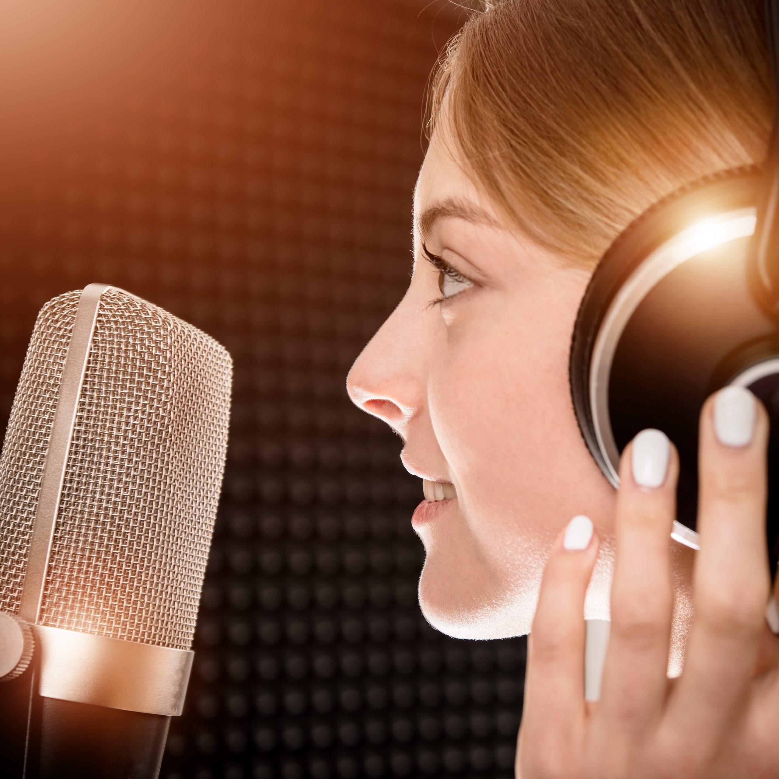 Female Voice Talent